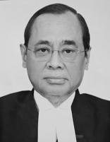 current Hon'ble Mr. Justice Ranjan Gogoi