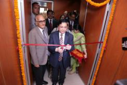Inauguration of LAE at Delhi