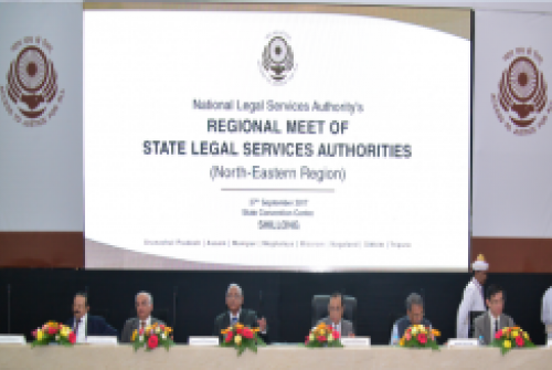 Regional Meet of SLSAs(North-Eastern Region)