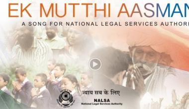 Ek Mutthi Aasman -NALSA Theme Song
