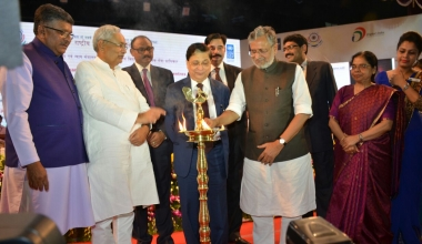 Launch of Tele-Law Service at Patna:- Mainstreaming Legal Aid through CSCs