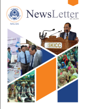 Quarterly Legal Services Bulletin (Newsletter-April-June, 2018) Issue No 3 of 2018