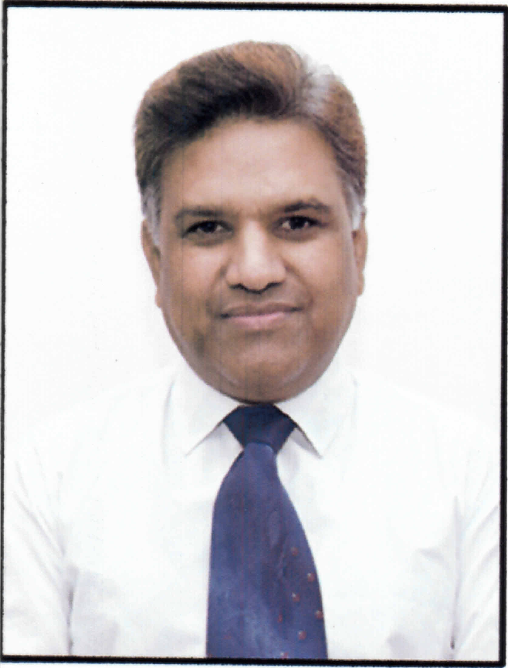 Mr. Ashok Kumar Jain