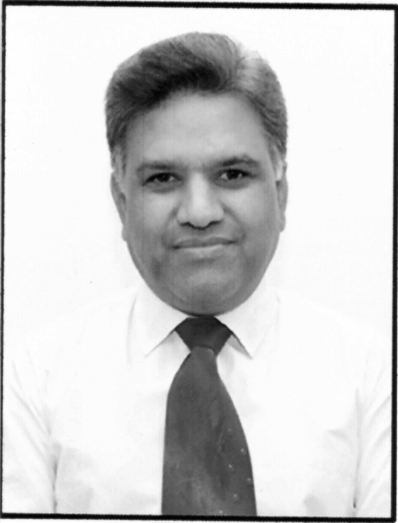 Mr. Ashok Kumar Jain